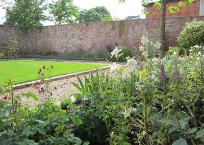 Gardens within a garden