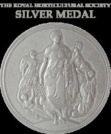 RHS Silver Medal Winner