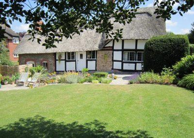 Contemporary Cottage Garden