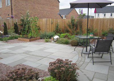 Small town garden no.1