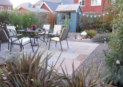 Small town garden no.2